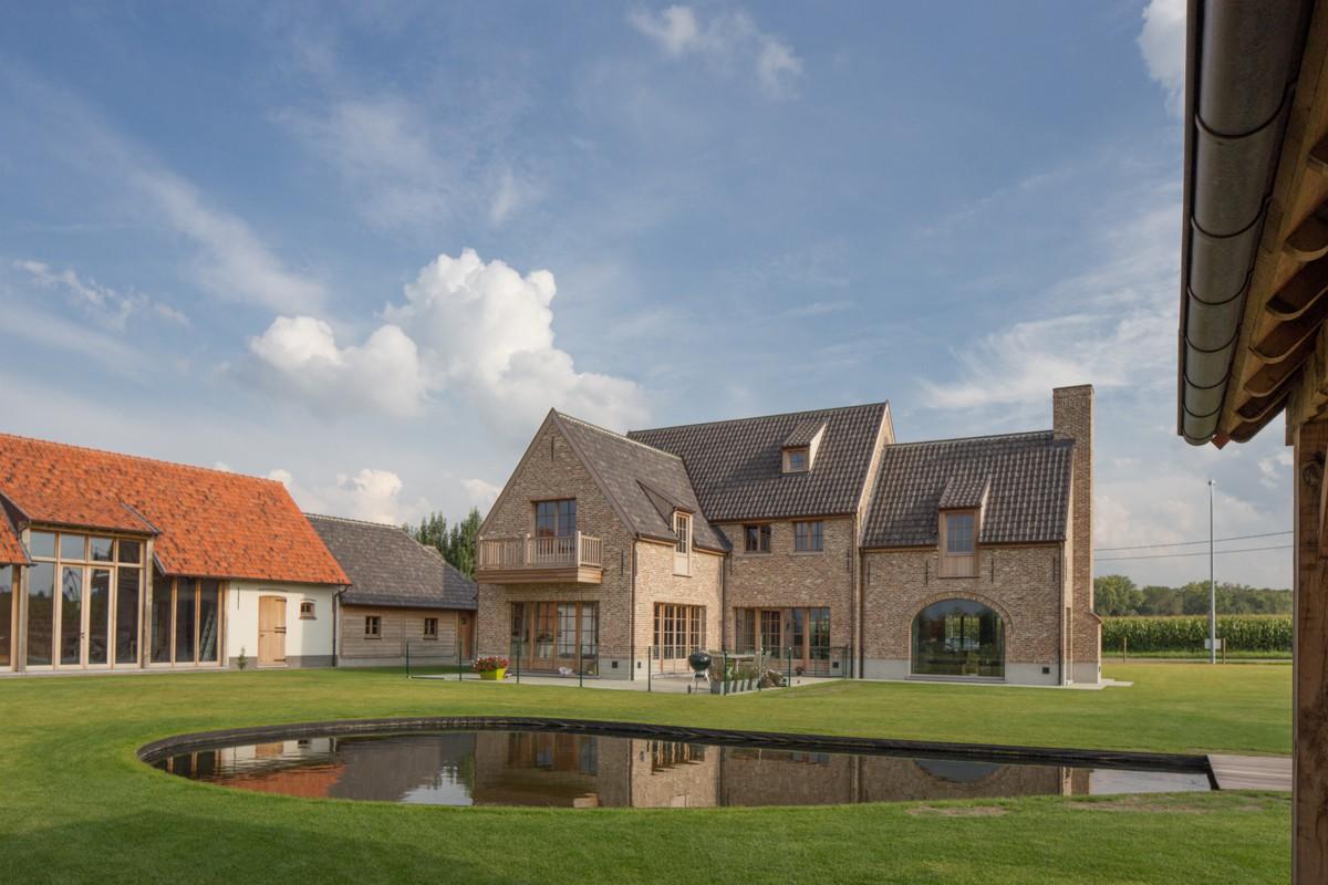 Home Sweet Home: Nieuw bouwen met authentieke charme