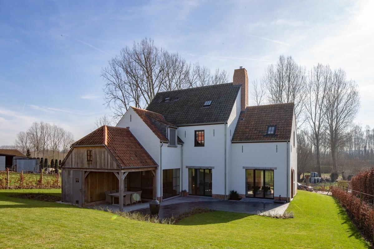 Villa realisatie Elbeko