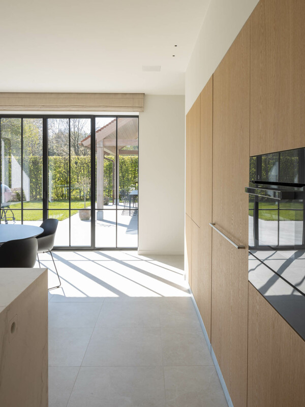 Villa DS - interieur